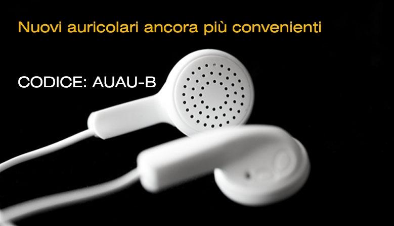 Auricolari AUAU-B